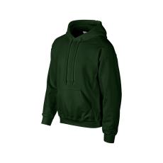 GILDAN kapucnis pulóver, sötétzöld