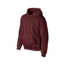 GILDAN kapucnis pulóver, sötétbordó