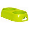 ,Moderna, Eco Bowl 1 dupla tál (zelený)