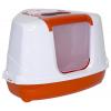 ,Moderna, macska filteres flip sarok wc (oranžový)