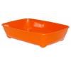 ,Moderna, macska wc gömbölyű tálca 50cm (oranžový) macskatoalett