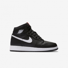 Nike Air Jordan 1 Retro High OG Ying & Yang Pack Black GS