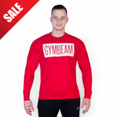 GymBeam Clothing Sweat Red pulcsi - GymBeam