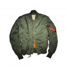 Alpha Industries MA-1 VF 59  Long - sage green
