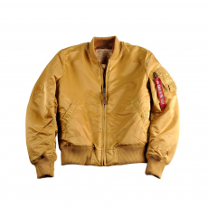 Alpha Industries MA-1 VF 59  Long - arany