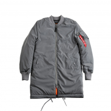 Alpha Industries MA-1 Coat Reflective - ezüst
