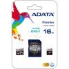 ADATA 16GB UHS-1 Class 10 SDHC memóriakártya