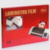 Lamináló fólia A4/100mic 216×303mm <100db/dob>