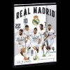 Ars Una Füzet-93607582-A/5 14-32 lap 3.o.Real Madrid <10db/csomag>