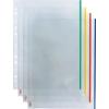 Leitz Genotherm lefűzhető JUMBO, füllel-47523003-A4/ 180mic PP LEITZ<5db/ csom>