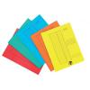SilverBall Gyorsfűző papír színes A4/ 230gr. PIROS  <50db/ csom>