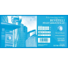 SilverBall Bevételi pb. 25x3 -B.318-102/ A/ V-  <40tömb/ cs> nyomtatvány