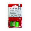 A-Series Index 25x43mm műanyag ZÖLD a-series <50címke/csom>