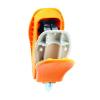 Kangaro Tűzőgép Trendy 10M No. 10, narancssárga KANGARO