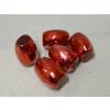 No-name Szalag 005 Piros hordókötöző metál 20m/ tekercs 50tekercs/ csom