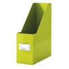 Click&Stor Iratpapucs -60470064- lakkfényű zöld CLICK&STORE  LEITZ
