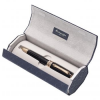 Montegrappa Fortuna Rose Gold golyóstoll, Fekete (ISFORBRC)
