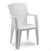 Báthory Háztartási és Műanyagáru ARPA karfás szék zöld színben