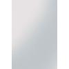 Aqualine Csiszolt tükör akasztó nélkül 50x90 cm