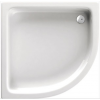 Deante STANDARD PLUS II íves zuhanytálca előlap 90x90x26 cm