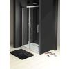 Sapho FONDURA eltolható zuhanyajtó 130x200 cm transzparent üveg 8 mm