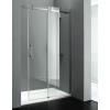 Sapho DRAGON eltolható zuhanyajtó 150x200 cm transzparent üveg