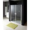 Sapho ONE kétszárnyú nyíló zuhanyajtó 240x190 cm transzparent üveg