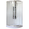 Leziter Spirit Mátrix íves 90x90x180 cm minőségi zuhanykabin