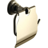 Sapho Diamond WC papír tartó bronz