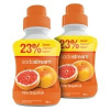 SodaStream Sirup Pink Grapefruit 2x 750 ml