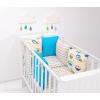 Prémium rácsvédő párnák 2 részes babaágyneművel 26-os kollekció