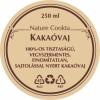 Lechner és Zentai kft NATURE COOKTA Étkezési Kakaóvaj 250 ml