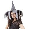 Zombie boszorkány kalap