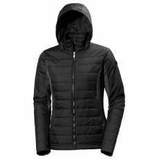 Helly Hansen W Astra Hooded Jacket Utcai kabát,dzseki D (54435-p_990 Black)