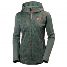 Helly Hansen W Graphic Fleece Hoodie Polár,softshell D (51007-p_899 Rock)