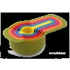 DEDRA Praktikus mérőkanál - 6 darab (Praktikus mérőkanál - 6 darab)