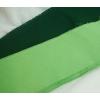 Vászon maradék, kiwizöld és sötétzöld 6db egyben/014/Cikksz:1231460