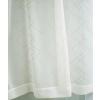 Törtfehér drapp mintás voila kész függöny/015/Cikksz:01150756