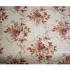 Barna csokros mintás viaszos vászon 97x140/Cikksz:0221018