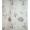 Lila virágos sable kész függöny/0016/Cikksz:01121473