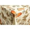 Melanie 23 narancs vízlepergető lakástextil, terítőanyag/0016/Cikksz:0126004
