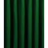 Kész fényzáró blackout sötétítő függöny sötétzöld I.180R/Cikksz:01210384