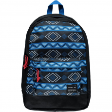 O'Neill BM Coastline Graphic Backpack Hátizsák,táska D (O-624012-p_9950-BLACK AOP W_ BLUE)