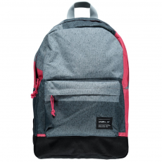 O'Neill BM Coastline Graphic Backpack Hátizsák,táska D (O-624012-p_3980-Red AOP W_ Grey)