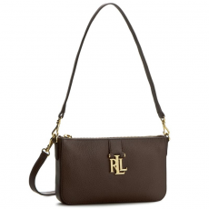 Ralph Lauren Táska LAUREN RALPH LAUREN - Pam Mini Shoulder Bag N91 XZ0BH XY0BH XW0DE Burnished Brown