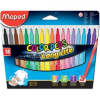 MAPED Color'Peps Long Life filctollak, 18 szín (PL_962984_845021)