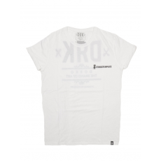 Dorko WHITE DRK BACK TEE T-shirt (D160340_0100)