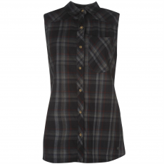 Firetrap Top felső Firetrap Blackseal Checked női