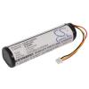 ICR186501S1PSPMX Akkumulátor 2600 mah
