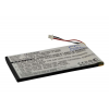 LPCS285385 akkumulátor 1400 mAh
